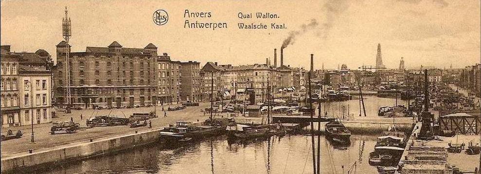 Ook echt Antwerps